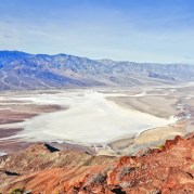 Oct. 23, 2019, Sydney Morning Herald. Rio Tinto's borates business began in Death Valley, which may become Death Valley for lithium miners if Rio can make lithium out of its borates waste. Credit Shutterstock
