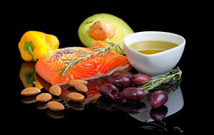 Other smart fat foods include avocados, salmon, and olive oil