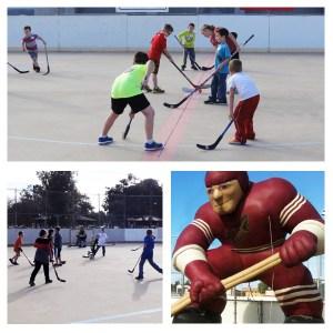 FREE ball hockey clinics for Arizona youth 4-14 years of age