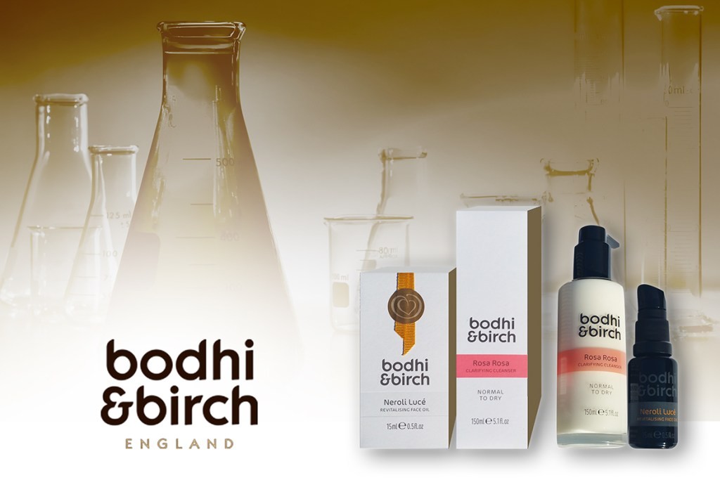 Eco-Luxe British Skincare  |  Bodhi & Birch