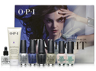 209139 - OPI 8 Piece Starlight Nailcare Collection (Cool)
