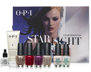 209139 - OPI 8 Piece Starlight Nailcare Collection (Warm)