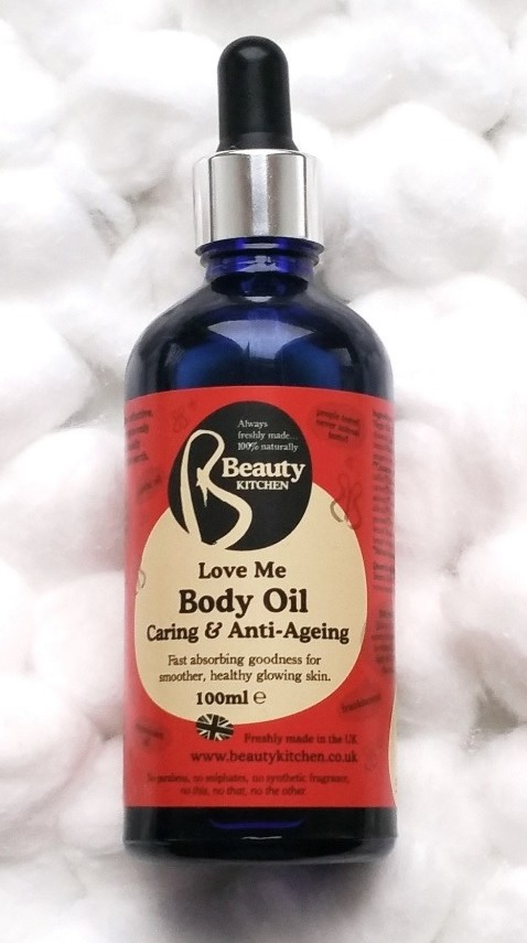 Love Me Body Oil Review  |  Beauty Kitchen