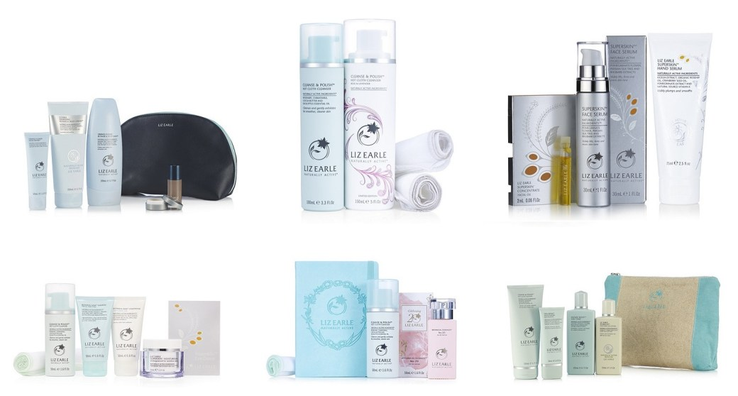 Liz Earle 20th Anniversary