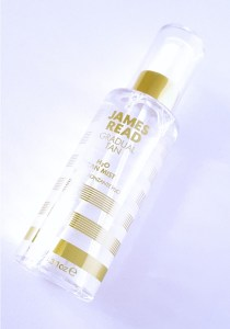 james read water tan white small