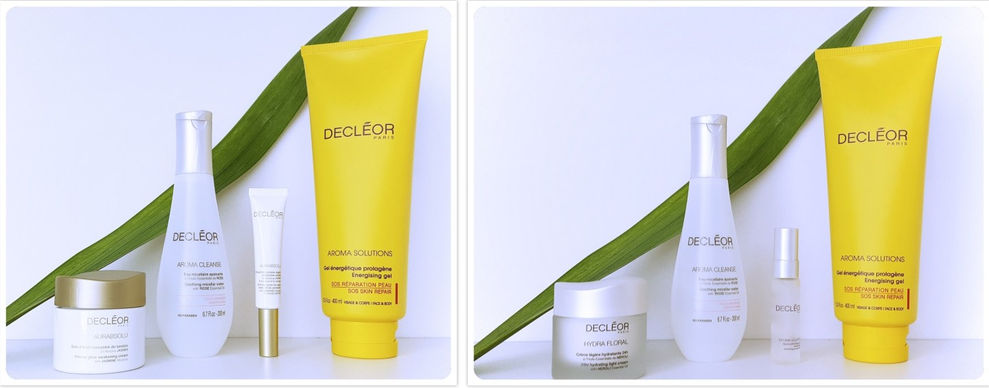 Decleor 4 Piece Skin Energising TSV on QVCUK 20th August 2016