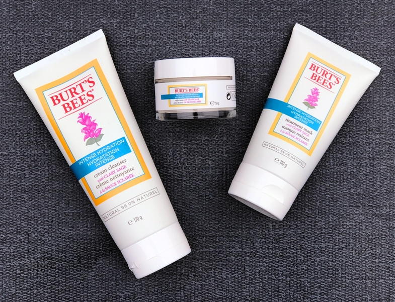 Burts Bees Intense Hydration Trio