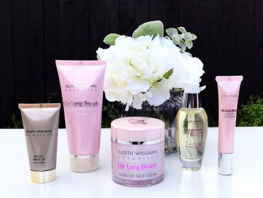 Judith Williams Life Long Beauty TSV on QVCUK 13th June 2017