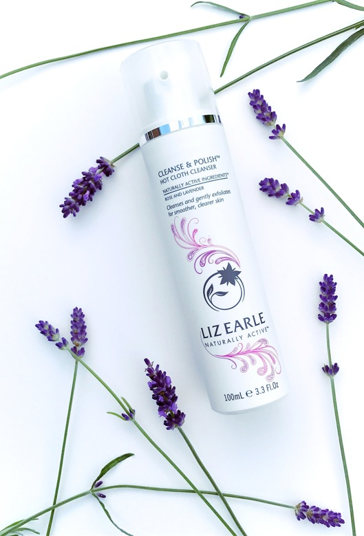 Liz Earle Cleanse & Polish Rose & Lavender