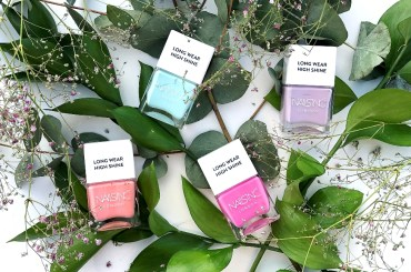 Nails Inc Long Wear 5 Free Summer Nail Polish Shades