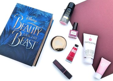 Beauty & The Beast Latest In Beauty Box