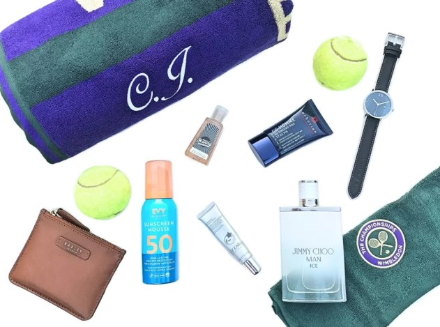 My Wimbledon Tennis Championship Essentials