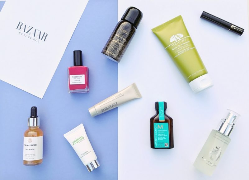 Harpers Bazaar Beauty Box Latest In Beauty