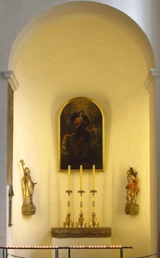 """Maria Knotenlöserin"", St. Peter am Perlach, Augsburg"