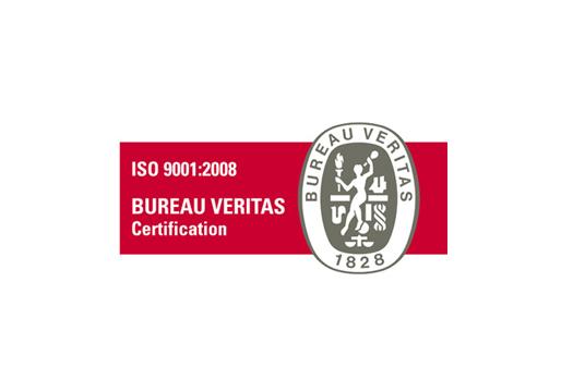 Bureau Veritas ISO 9001:2008