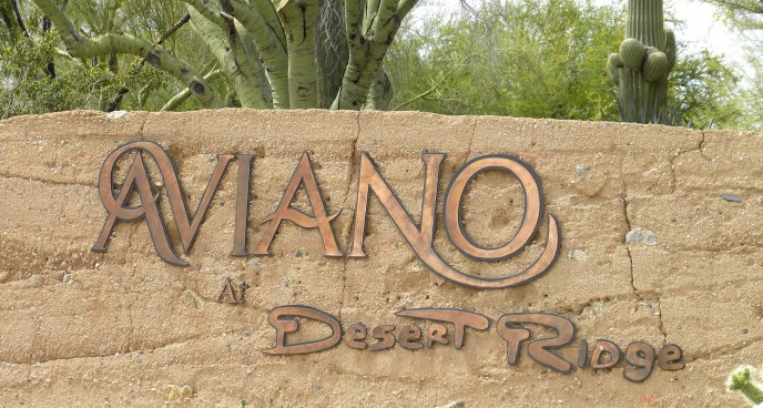 Aviano in Desert Ridge