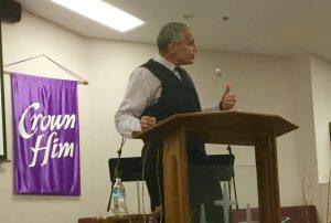 Pastor Dominick Grimaldi
