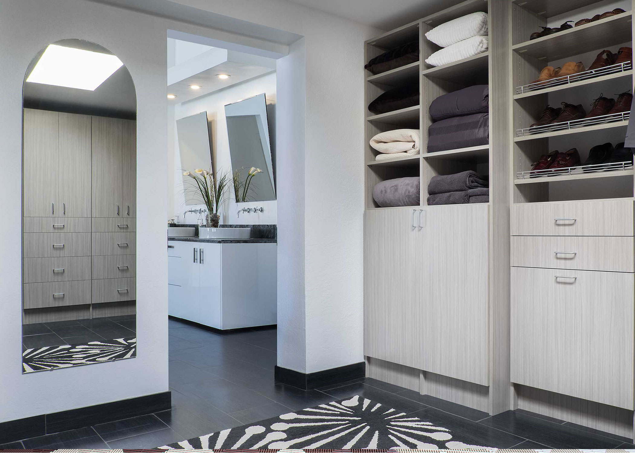 Custom Closet Designs and Storage Solutions by Desert Sky Doors And     Closets