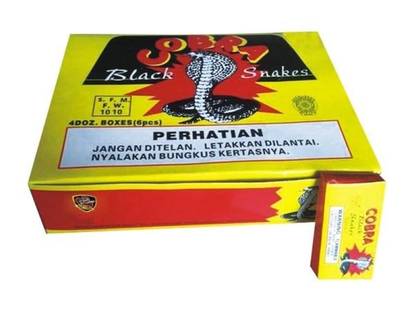Snake Cobra Fireworks