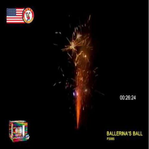 Ballerinas Ball Fountain Video 1