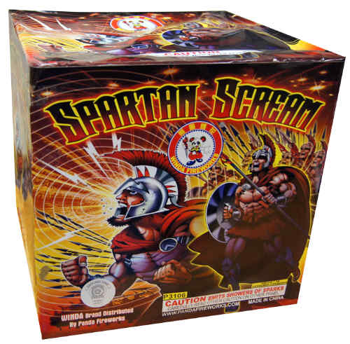 Spartan Scream by Wind Fireworks