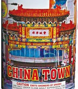 China Town Fireworks Fountain