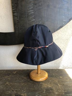 NAVY RAIN HAT