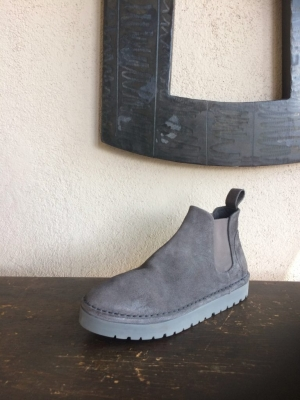 Marsell Gomme Grey Suede