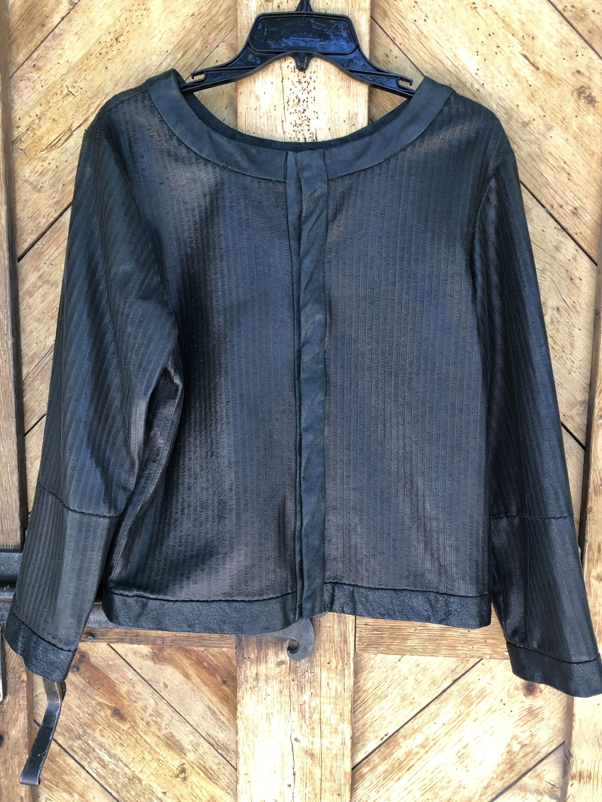 Giorgio Brato Shirt Jacket