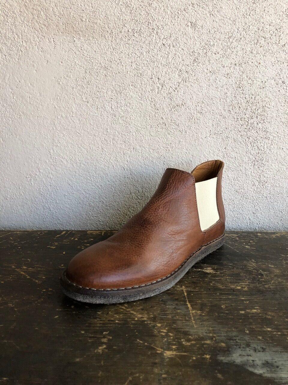 Henry Beguelin Cognac Chelsea Boot