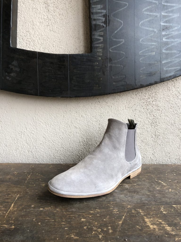 OFFICINE CREATIVE CALIFORNIA POWDER CHELSEA BOOT