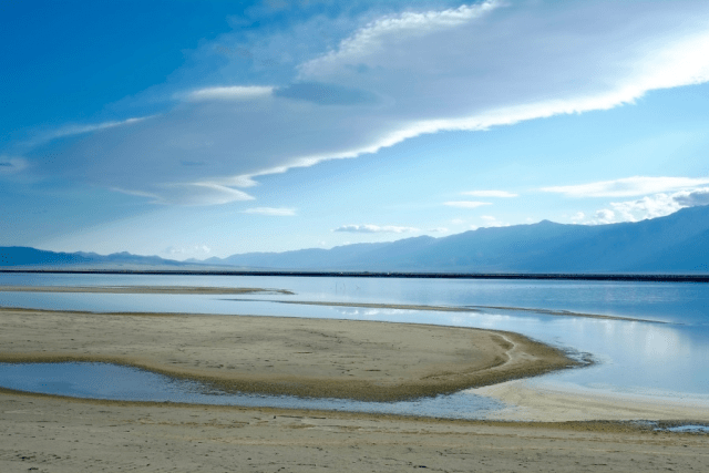 Owens Lake 2021, photo by author