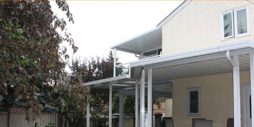 different types of patio cover
