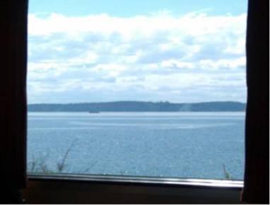 Train Water View