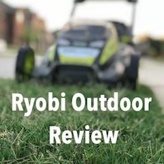 Going Green with Ryobi