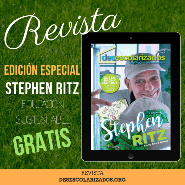 Revista Stephen Ritz - Educación sustentable