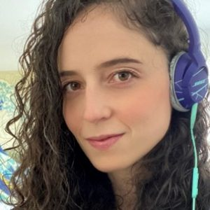 Profile photo of Gabriela