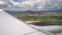 Arrivée sur Bogota