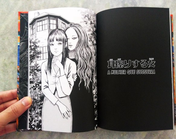 fragmentos do horror junji ito darkside books resenha desfalk 8