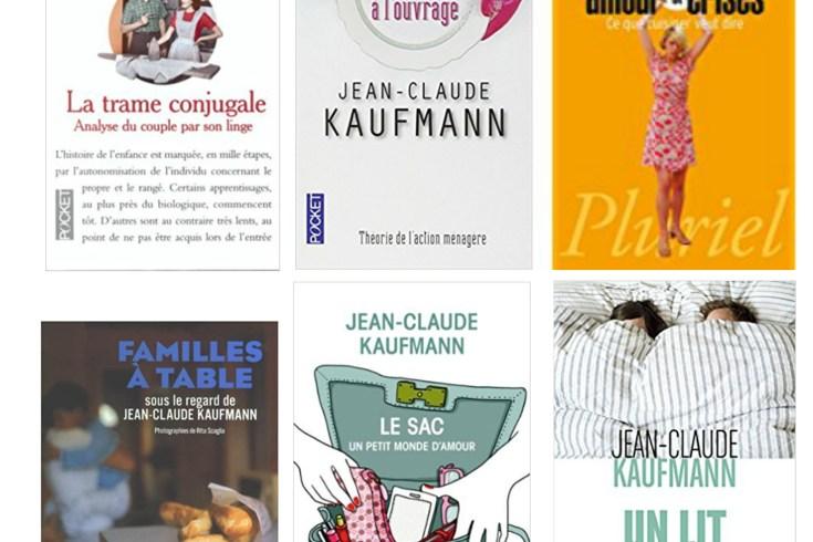 Jean-Claude Kaufmann 6 Livres