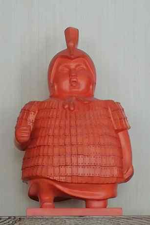 Petit guerrier chinois invincible avec le coaching CliftonStrengths certifié par Gallup !