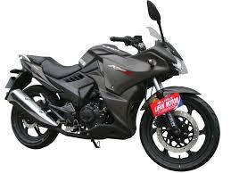 Lifan KPR 150 black