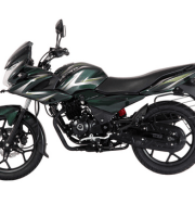 Bajaj Discover 150F Dark Bottle Green