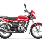 Bajaj Platina 100 Candy Red