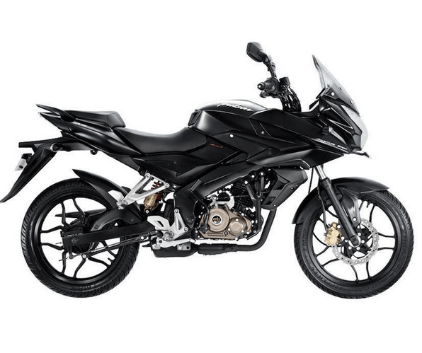Bajaj Pulsar AS 150 Black