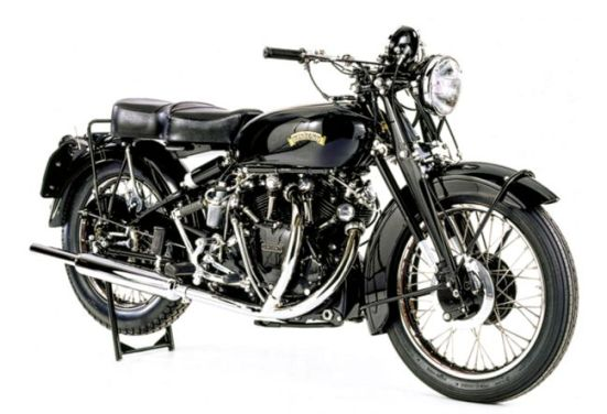 Legendary British Vintage Black