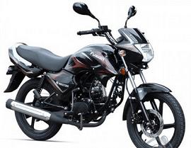 Walton Fusion 110cc EX Black