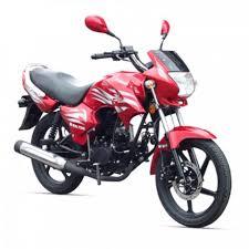 Walton Fusion 110cc EX red