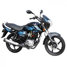 Walton Fusion 125cc EX blue and black