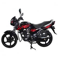 Walton Fusion 125cc EX red and black
